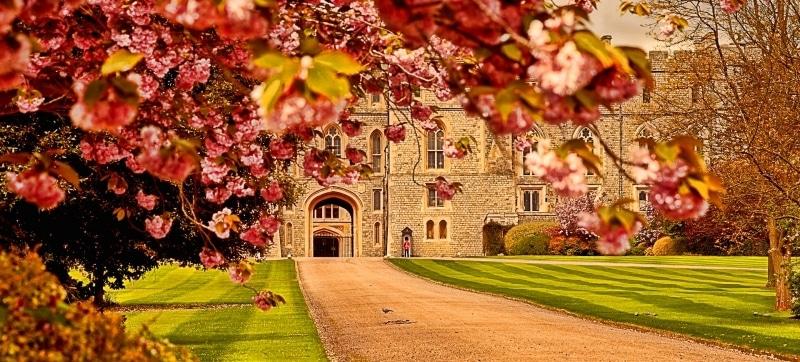Londra castello, castello windsor come arrive,