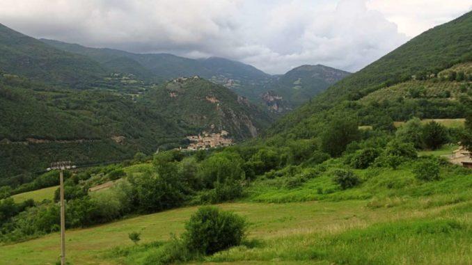 Vacanze attive in Italia, Valnerina, Fior di Cacio, Vallo di Nera,