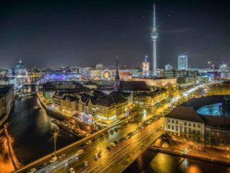 Berlino e dove scendere, internationale rivista