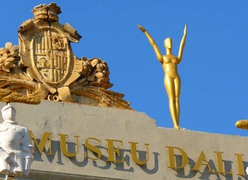Salvador Dalí, mostra Dali, Figueres,