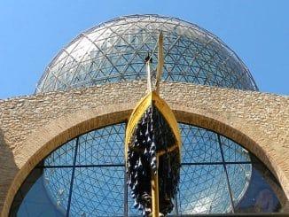 Salvador Dali, museo figueres,