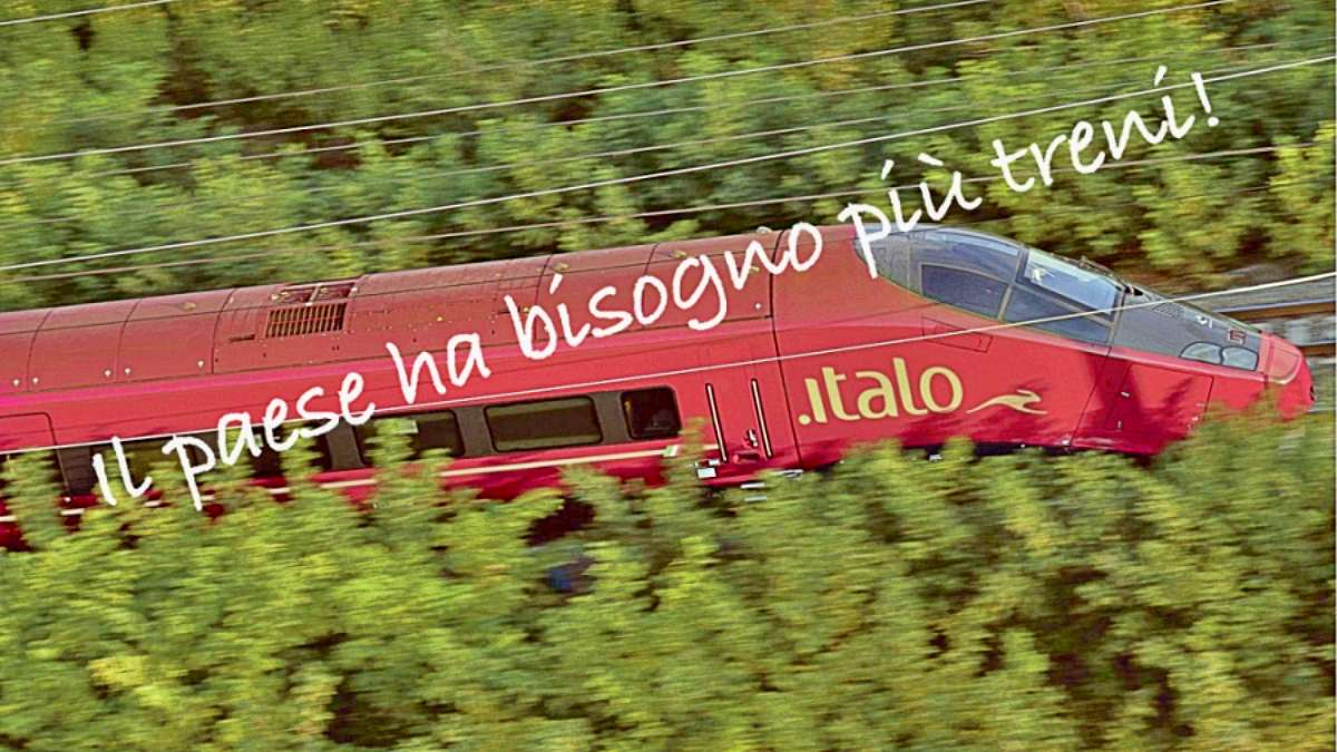 Italia ha bisogno più treni! 2
