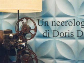 un necrologio di Doris Day, attrice, rivista online