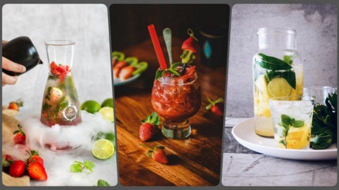 Desiderate bere qualcosa di gustoso in estate? 4