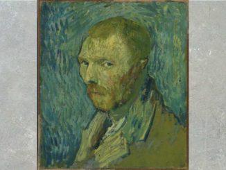 Sensazione: l'autoritratto (1889) di Van Gogh è autentico 1