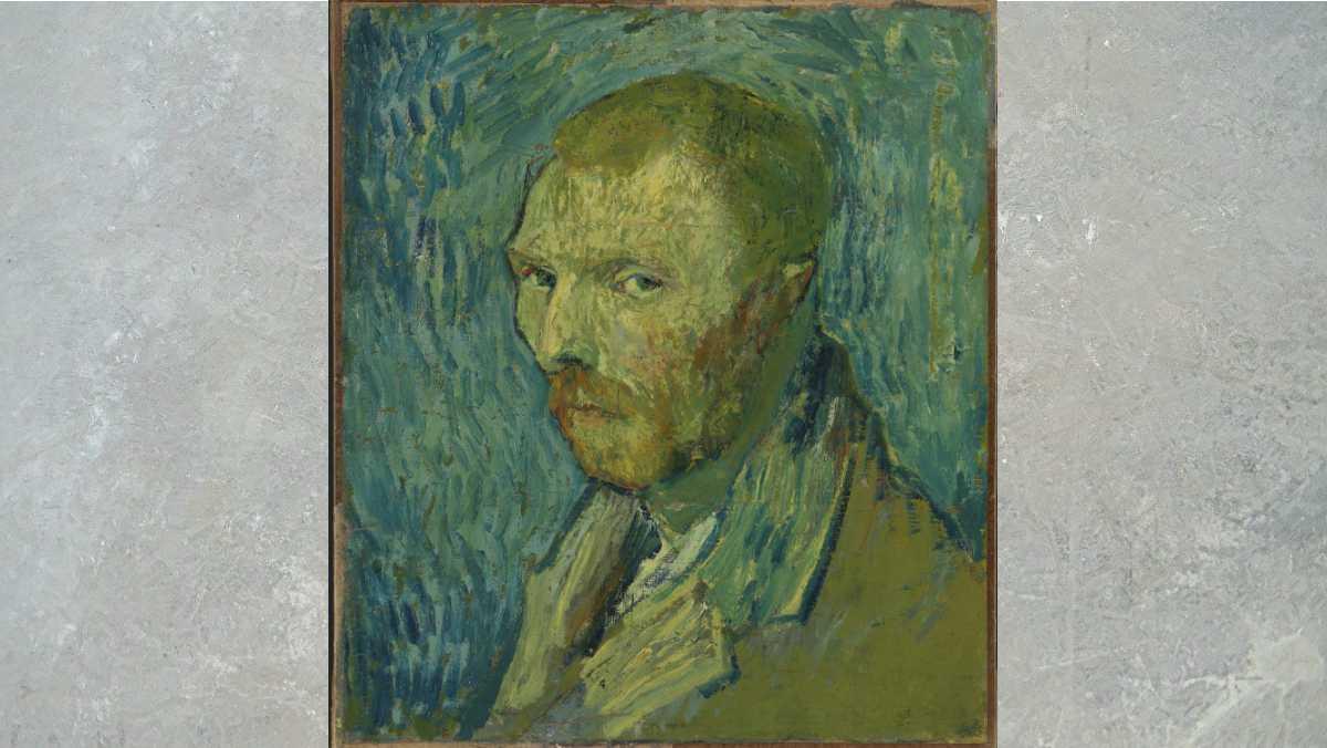 Sensazione: Autoritratto (1889) di Van Gogh è autentico 1
