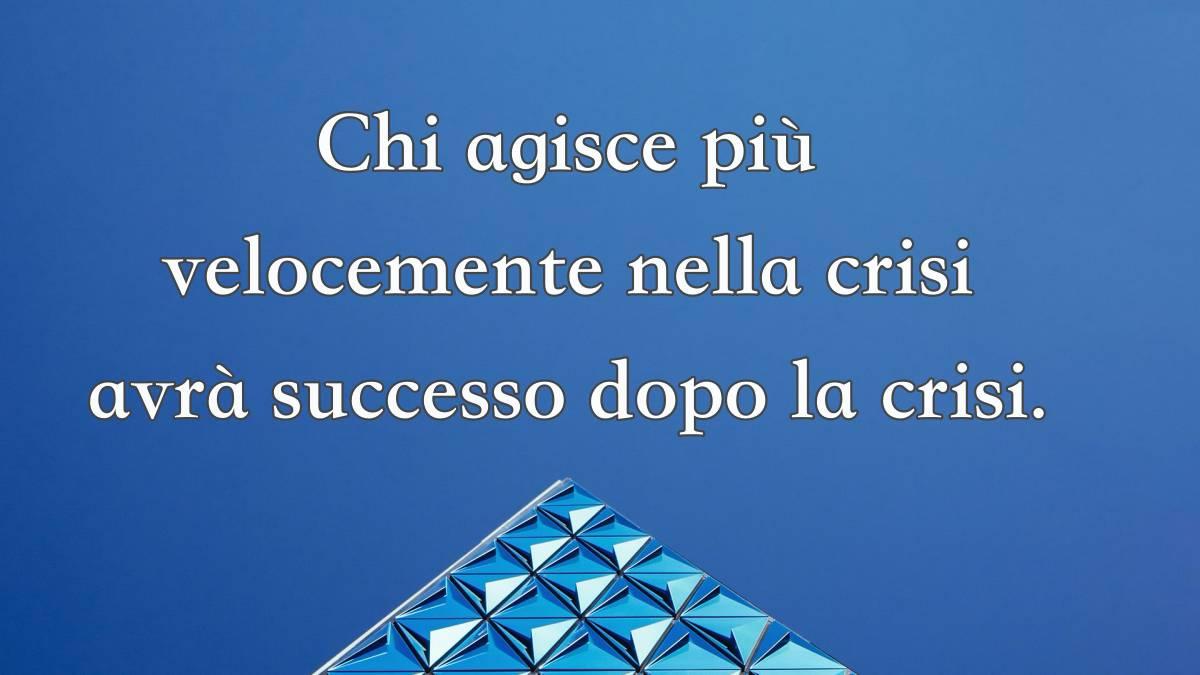 L'economia italiana ha bisogno di aiuto e azione adesso! 1