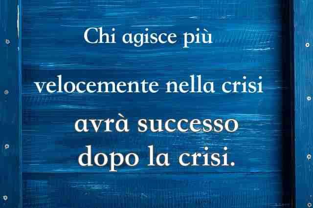 L'economia italiana ha bisogno di aiuto e azione adesso! 2