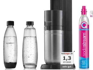 Soda Stream, Aqua gasata, nuova generazione