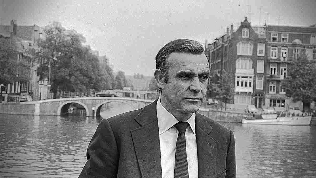 Sean Connery, rivista