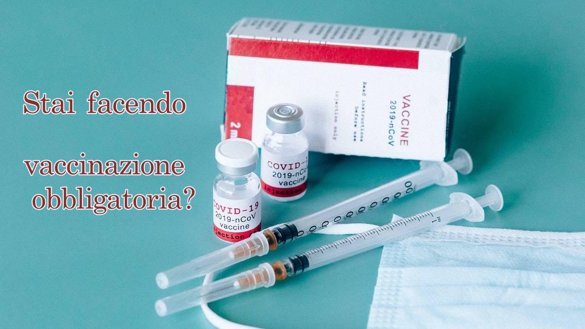 vaccinazione obbligatoria, rivista online