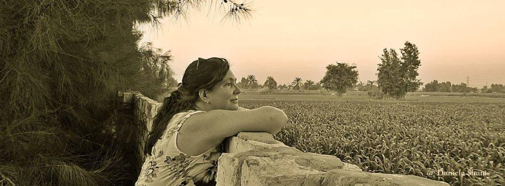 Egitto, in campagna, rivista italiena